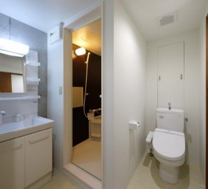 11 Aタイプ 洗面・浴室・WC
